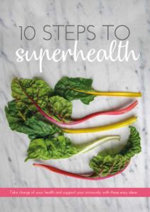 10 Steps to Superhealth - New Vitality
